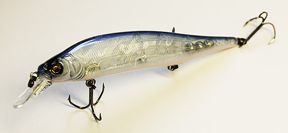 New gear: Another shining star from Megabass