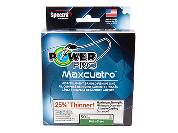 New gear: PowerPro Maxcuatro