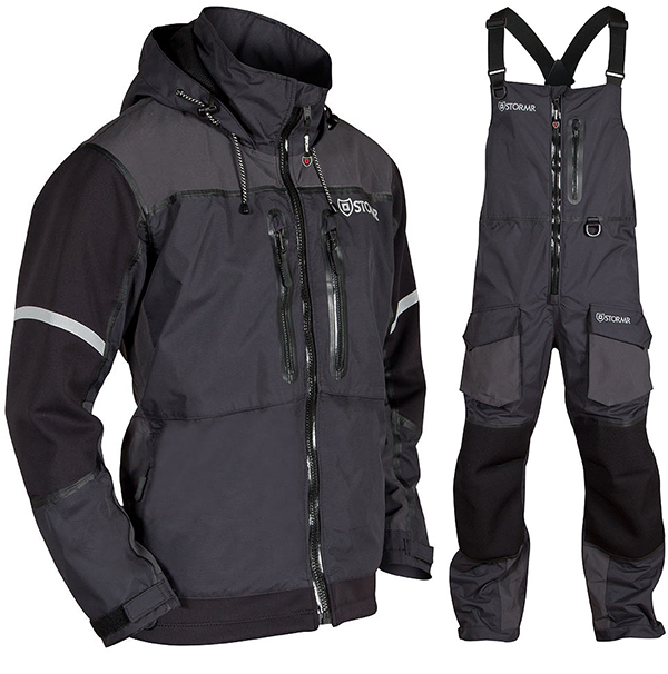 New gear: STORMR Fusion Series rain suit