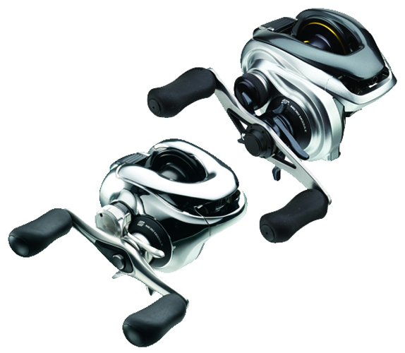 Shimano's Antares, Metanium reels on their way