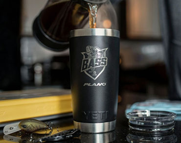 Plano selling YETI Rambler for HOF benefit