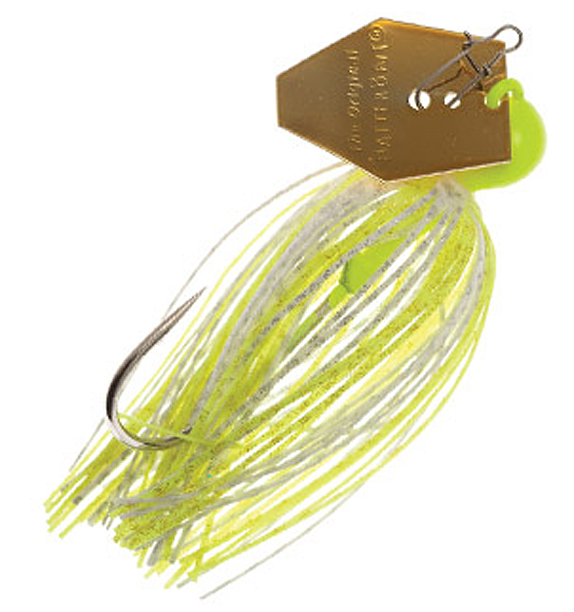 Browning: Go dingy with ChatterBait Elite