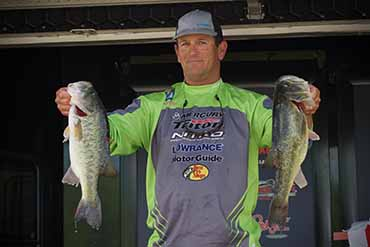 Maryland angler is early leader at James River