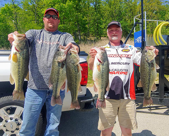 Anglers In Action Event Proceeds With Caution