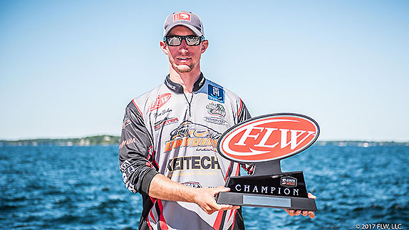 Pennsylvanian wins FLW Series at 1000 Islands