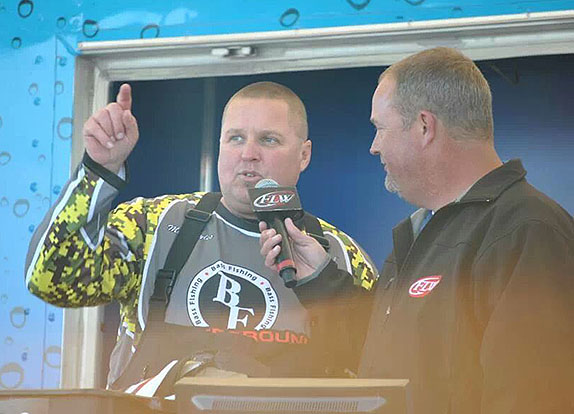 Boyles Looks To Capitalize On Good Fortune