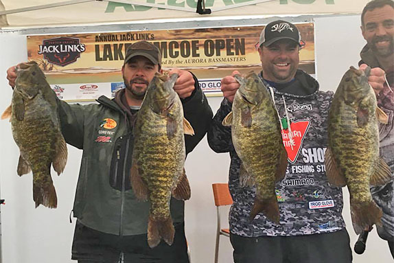 Canadian record falls at Simcoe Open