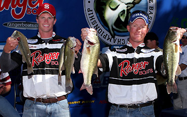 Bass Fishing Catching On As College Sport