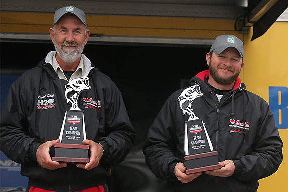 Arkansans capture B.A.S.S. team title