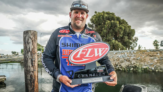 Dyer's Preparation Paid Off In FLW Series Win