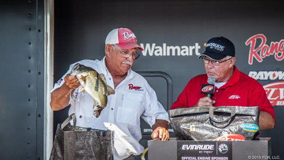 Ellis, Reneau Attacked Hydrilla Differently