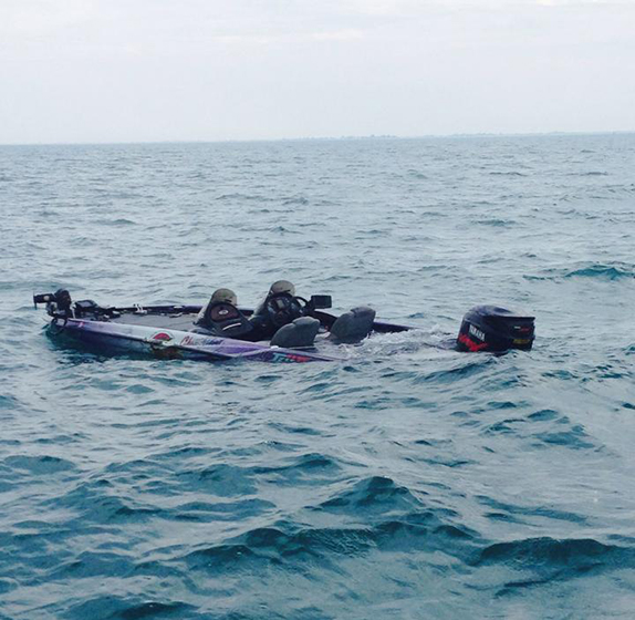 Open Anglers Thankful Situation Didn't Deteriorate