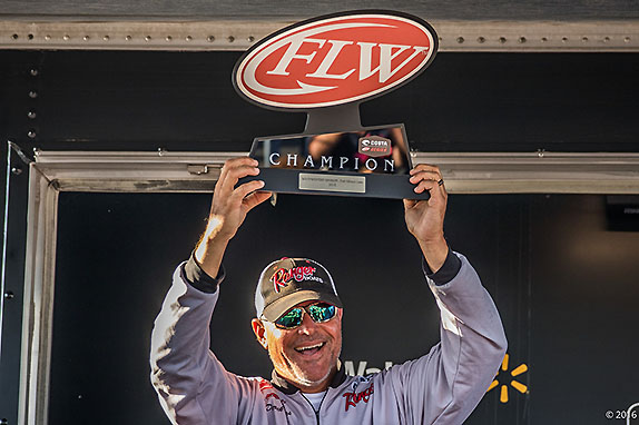 Plentiful Tree Propelled Fulps To First FLW Win