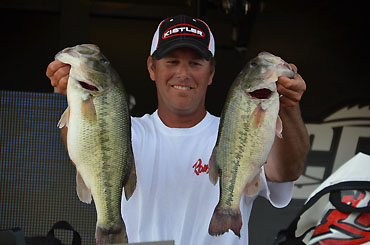 Haynes clinches Pickwick EverStart win