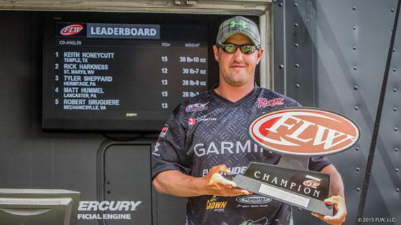 After Slow Day 1, Johnston Clobbered 'Em Shallow