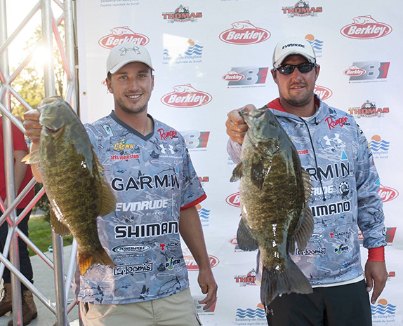 Johnstons Bring Team Approach To FLW Tour