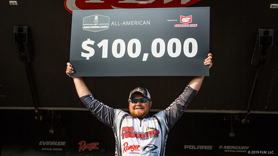 Illinois angler McCord claims All-American title