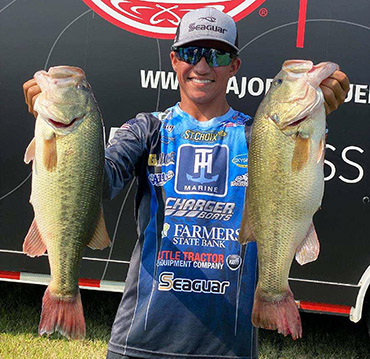 Sixteen-year-old wins BFL Illini Division AOY