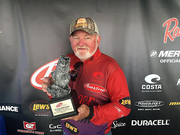 Newberry Brings Winning Tradition To FLW Tour