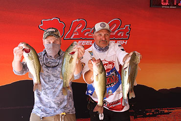 Nokes leads day 1 at WON Bass U.S. Open