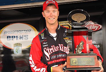 VanDam Changed Approach, Cranked On Final Day