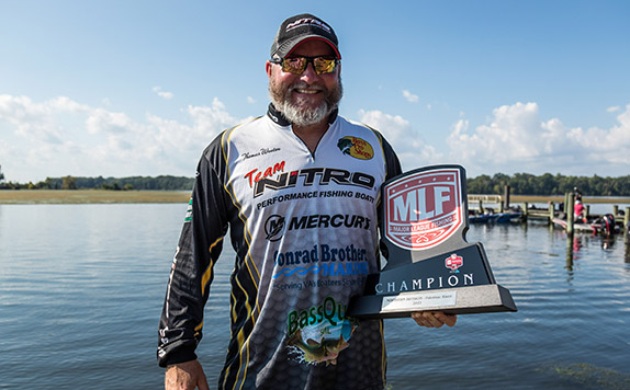 Fast Froggin' Propelled Wooten To Victory