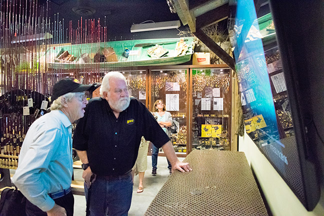 Lew's Museum A Lifeline To Roots Of Bass Fishing