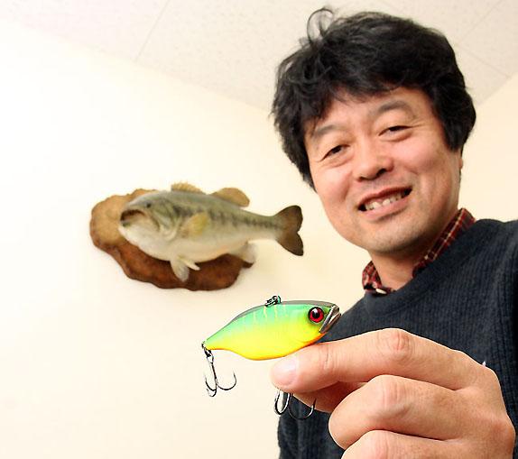 A Day With Master Lure Designer Seiji Kato