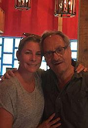 Daughter recalls passion of ex-tour angler Morineau