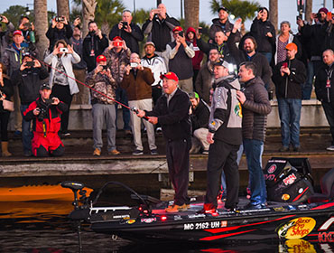 Morris' first cast marks launch of BPT