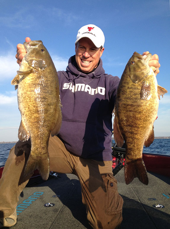 Using Electronics To Tap Into Big-Water Smallies