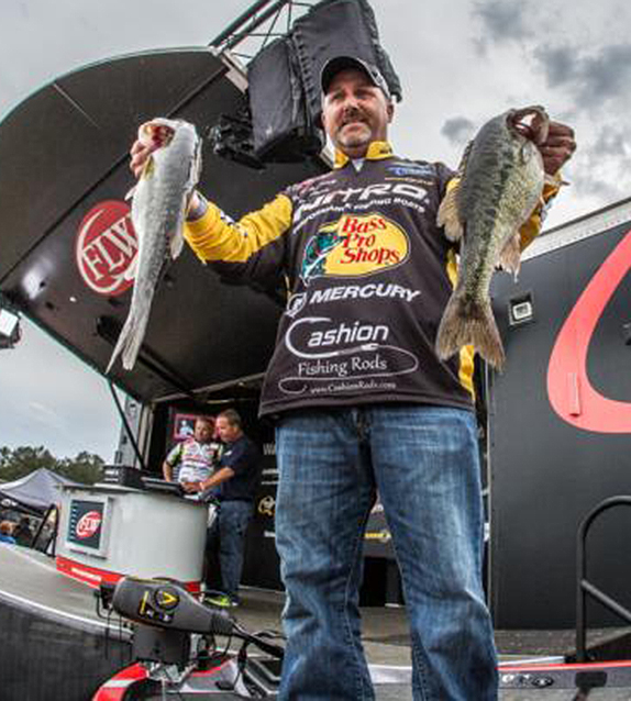 Adams Off To Good Start In Return To FLW Tour