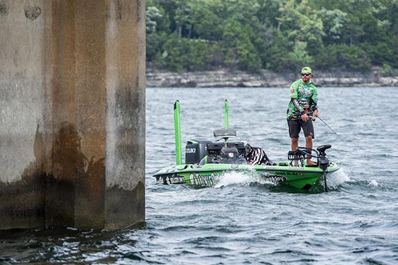Major League Fishing/Josh Gassmann
