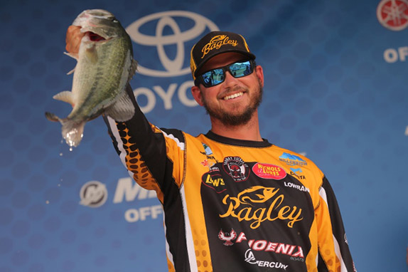 Topwater Persistence Pays Off For Benton
