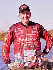 Blaukat on board with Cumberland Pro Lures