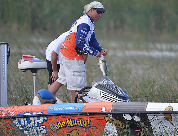 Moving Baits Trumped Flipping At Big O
