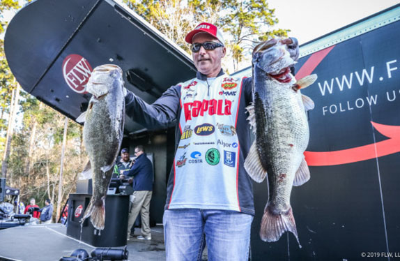 Bolton Moves To Top With 33 1/2-Pound Stringer