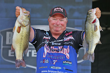 Brauer to fish Texas EverStarts