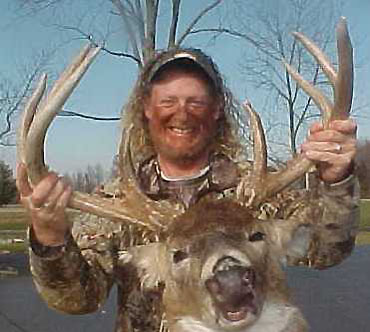 Brody bags 'ghost buck'