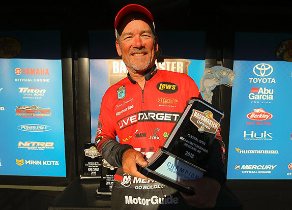 Browning prevails in Open at Ross Barnett