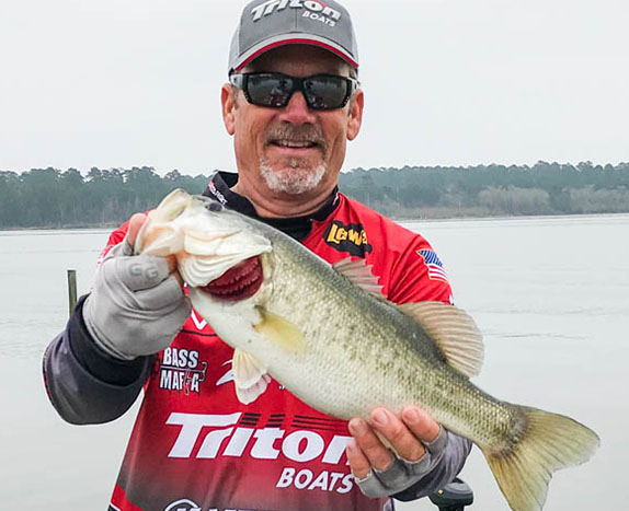 Heavy Hitters A Welcomed Wrinkle For BPT Anglers