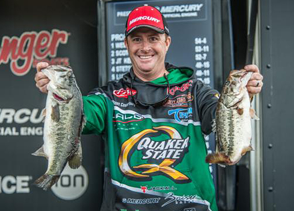 Spots May Trump Largemouths Again At Smith