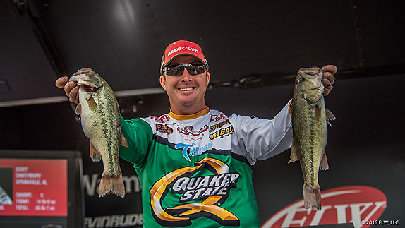 Cantebury Now Leads; Five Within 2 1/2 Pounds