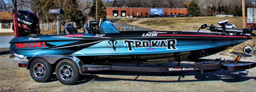 New TroKar wrap for Chapman