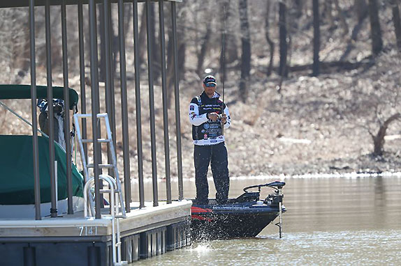Timing Right For Shallow Ozark Shootout