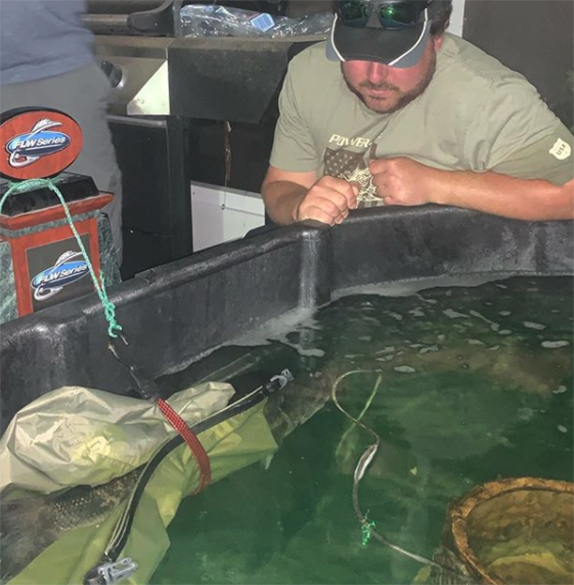 Sad Outcome To Cox's Fish Rehab Effort