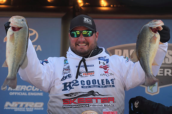 Crochet, Rookie Wiggins Both Top 19 Pounds