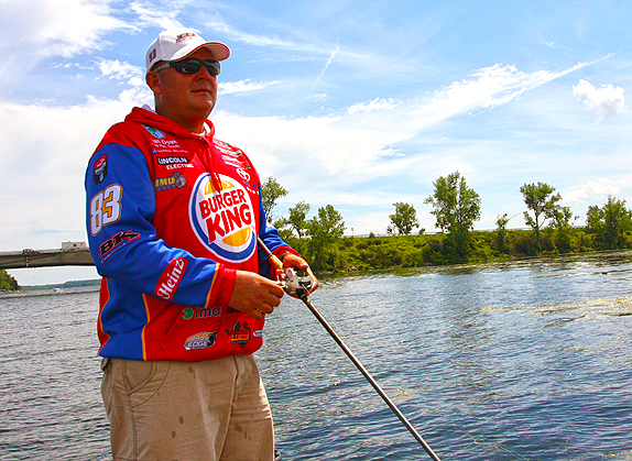 Summertime Topwaters: Move 'Em Quick