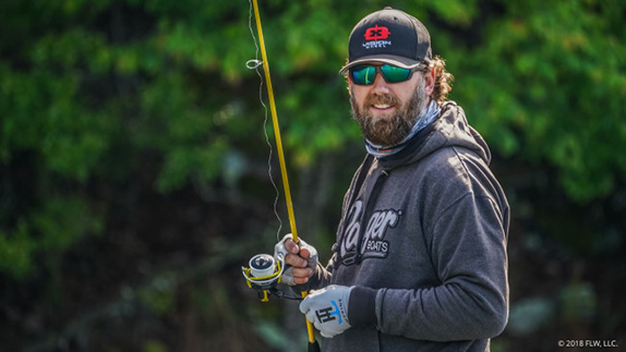 Dropping Co-Anglers Draws Favorable Reaction