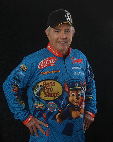 Evans adds Bass Pro Shops as sponsor